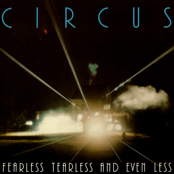 LP Front Cover: Marco Cerletti, Circus, Fearless Tearless And Even Less