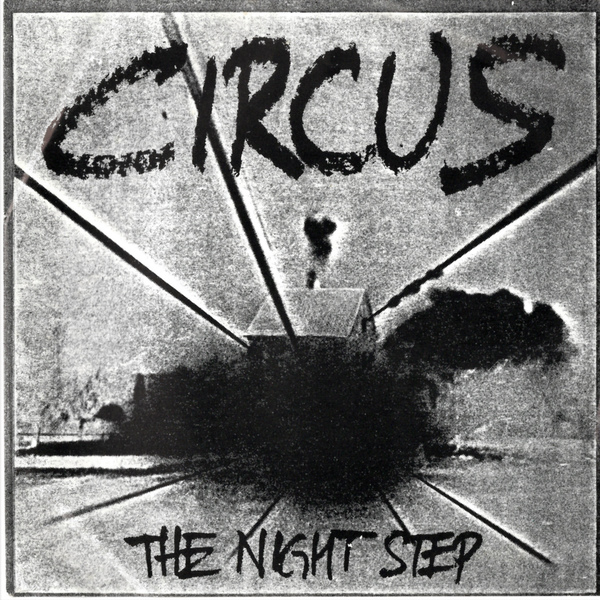 Single Cover: Circus, The Night Step