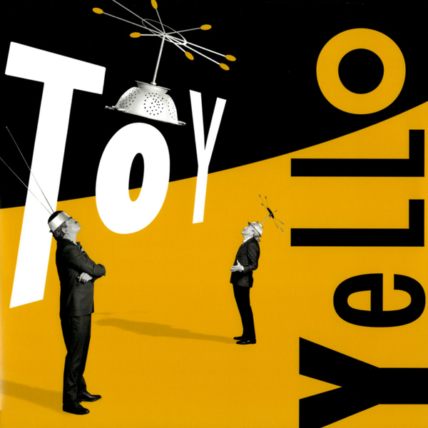 Yello Toy LP Front Cover